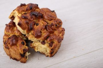 Mincemeat Tear and Share Brioche