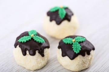 Koko Christmas Puddings
