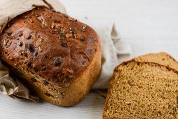 Gluten Free Multiseed Bread