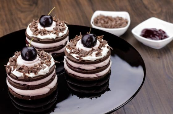 Black Forest Stack