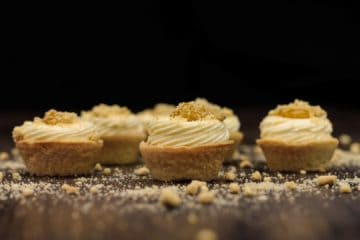 Mini Caramel Tart Recipe