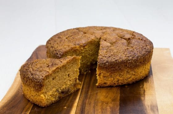 Ginger and Marmalade Cake