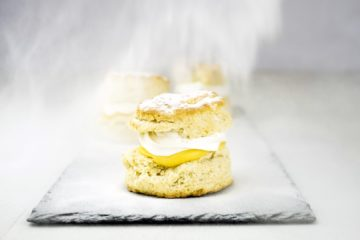 Lemon and Lavender Scone Recipe