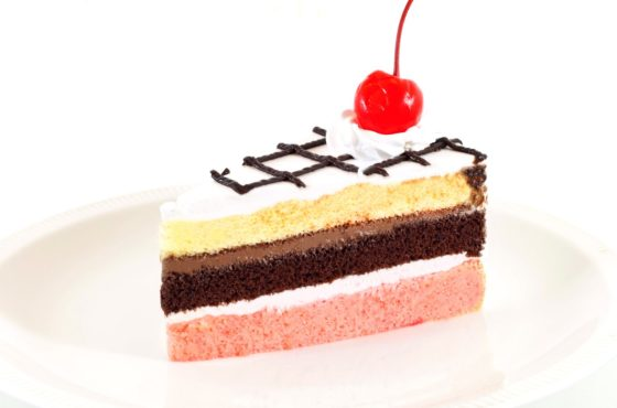 Bacom Cake