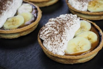 Banoffee Tart Recipe