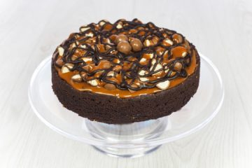 Chocolate Brownie Cake Recipe