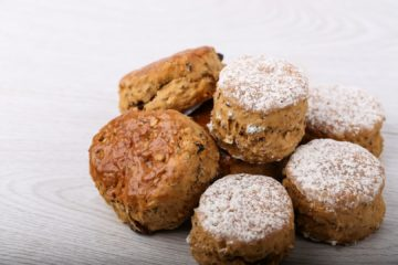 Multiseed Scones