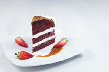 Red Velvet Caramel Cake Recipe