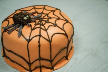 Red Velvet Cobweb Cake Recipe