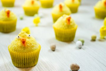 Chocolate & Mallow Easter Chicks Recipe