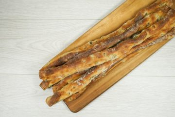 Mixed Artisan Bread Sticks
