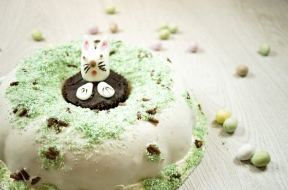 Spicy Easter Bundt Cake