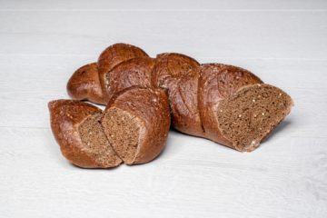 Treacle and Millet Rye Bread