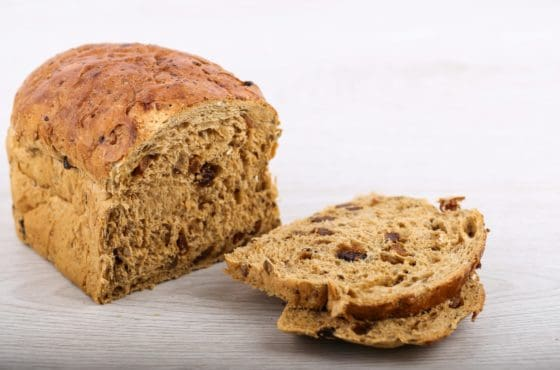 Fruited Multiseed Bread