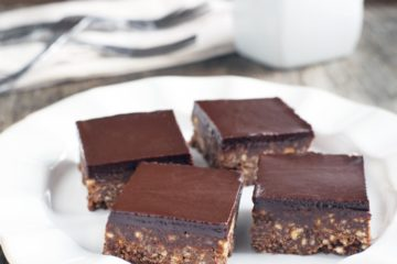 Rich Chocolate Crunchies