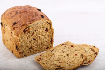 Multiseed Raisin and Cranberry Loaf