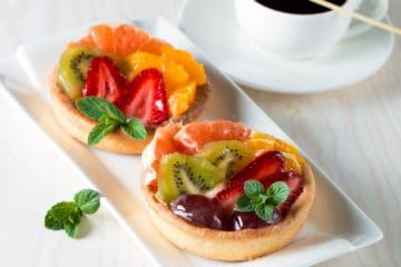 Fruit Tart Recipe
