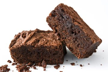 Brownie Tray Bake Recipe