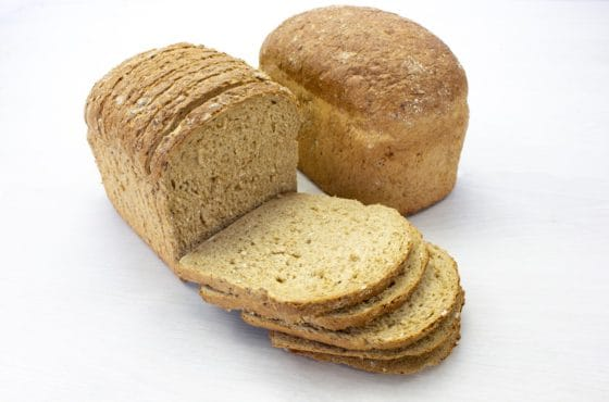 Brown Oat & Barley Bread
