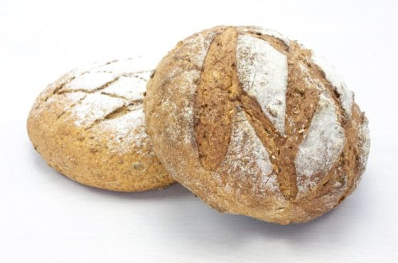 Spelt Oat & Barley Bread
