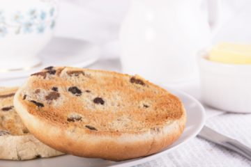 Fruited Teacake