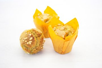 Vegan Peanut Butter Muffin