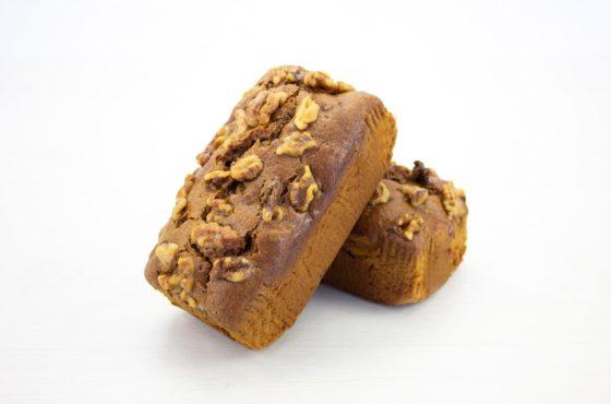 Vegan Coffee and Walnut Loaf Cake