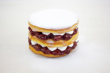 Vegan Luxury Victoria Sponge