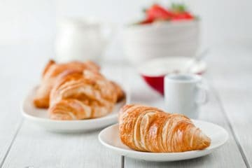 Croissant with Sourdough