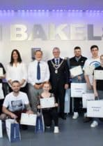 Bakels host students from The Worshipful Company of Bakers