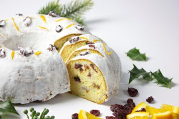 Cranberry and Orange Bundt Cake Recipe