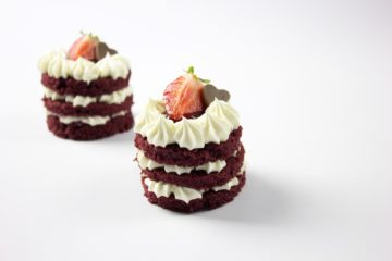 Red Velvet Stacks