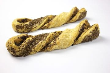 Seeded Rye Twist