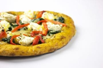Mediterranean Pizza Base