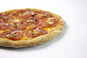 Rye Pizza Base