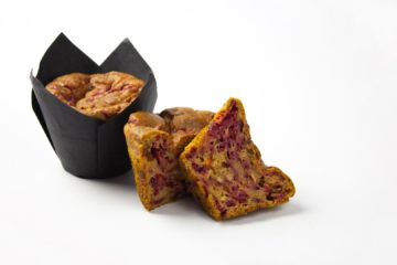 Beetroot & Chilli Savoury Muffin