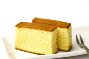 Plain Eggless Sponge Mix