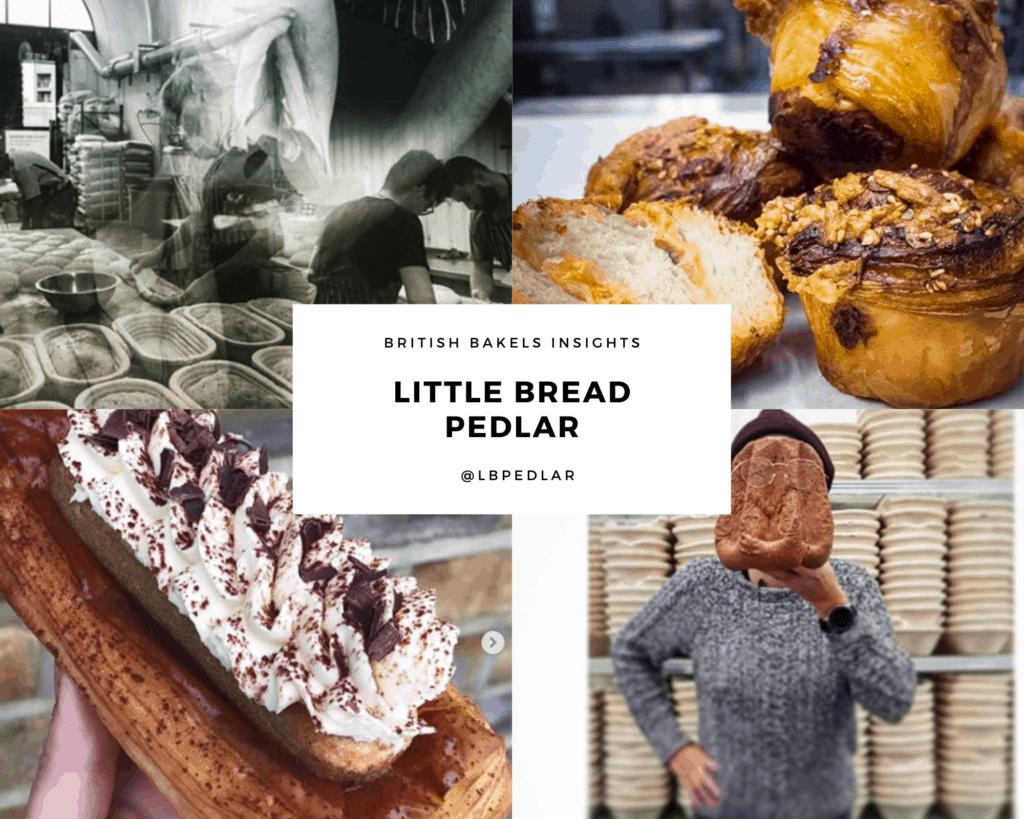 The little bread pedlar plaque