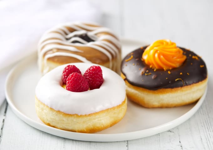 Snap-worthy Designer Doughnut Ideas for your Bakery