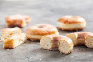 Original Glazed Doughnut – Vegan