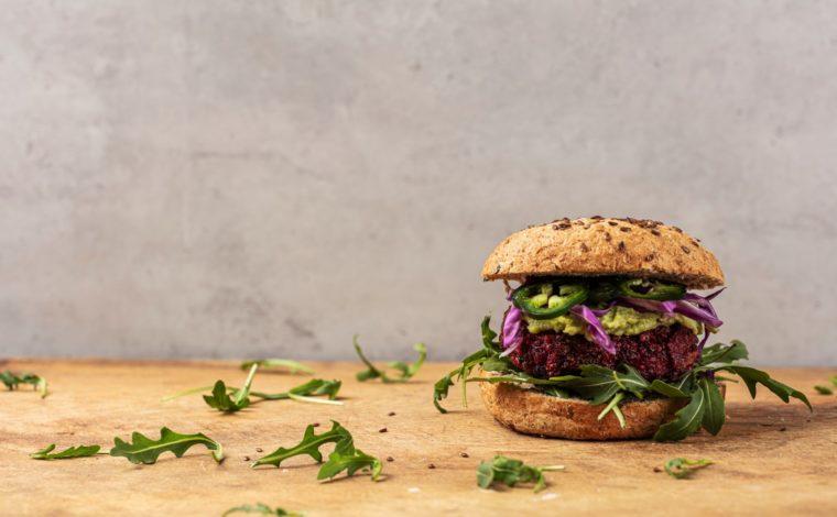 BSWE Hamburger Bun Wholegrain Basta Bas Lecisoft NG 2 (Large)