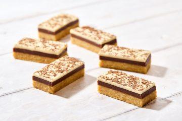 Chocolate Millionaires Slice
