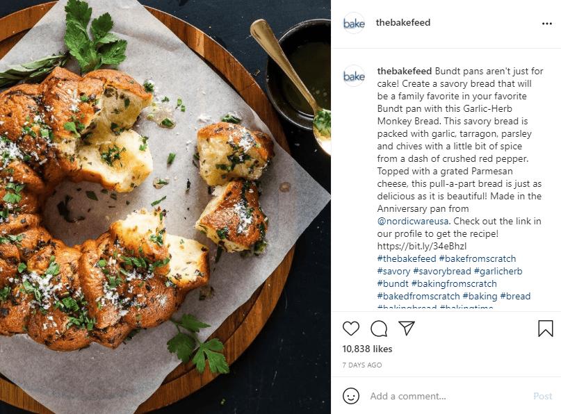 The Bake Feed Bakery Photography Example