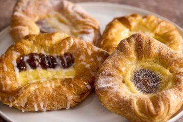 Christmas Danish Pastry